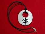A2 / Collier : Astrologie Chinoise `` Le Buffle ``