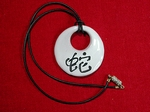 A6 / Collier : Astrologie Chinoise `` Le Serpent ``
