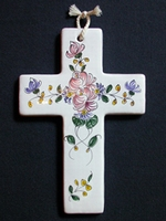 C1/ Croix à la Rose double de Samadet